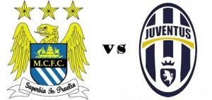Manchester City vs Juventus