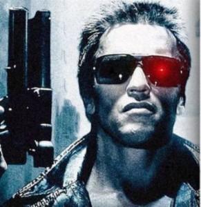 Terminator, foto dal film omonimo
