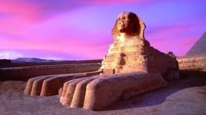 Grande Sfinge, Giza, Egitto