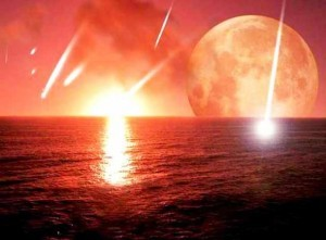 Impatti multipli di meteoriti