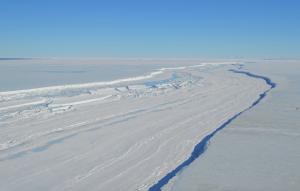 Nansén Ice Sheif Antartide