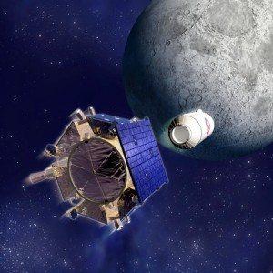 Lcross lunar mission