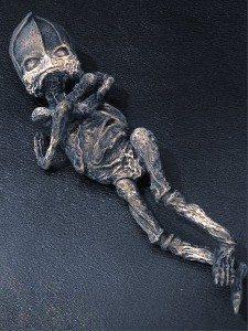 Alyoshenka il neonato alieno mummificato