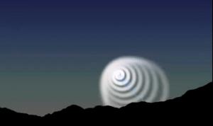 Spirale sopra Norvegia