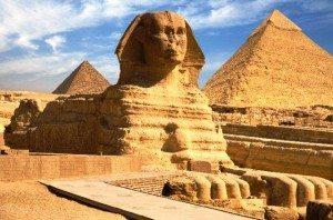 Sfinge e civiltà egizia