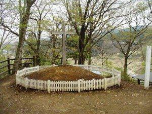 Tomba di Gesù Cristo in Giappone