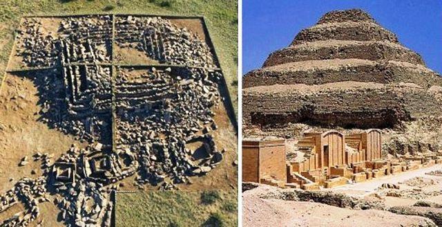 Scoperta una antichissima piramide in Kazakistan