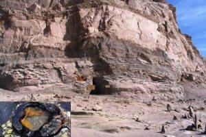 Tubi di 150 mila anni fa
