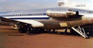 Storie misteriose: il caso del Boeing 727-223 N844AA