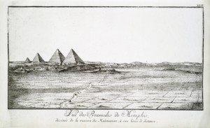 Le 4 piramidi di Giza