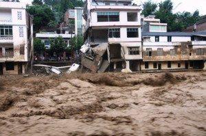 Inondazioni devastanti
