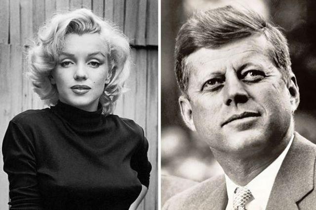 Marilyn Monroe e JF Kennedy ancora domande senza risposte