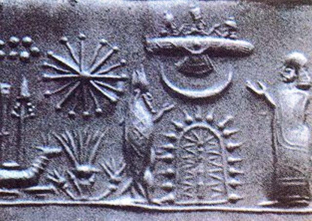 I Sumeri avevano aeroporti ed astronavi?