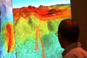 Scoperta linea di faglia che costeggia la faglia di San Andreas