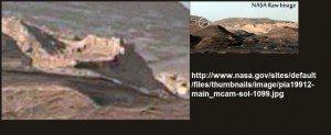 Grosso muro su Marte
