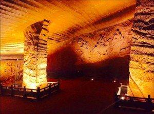 Grotte Longyou  - Cina