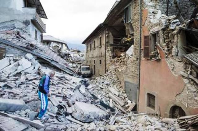 Terremoto Centro Italia: scioccante, potrebbe essere stato indotto