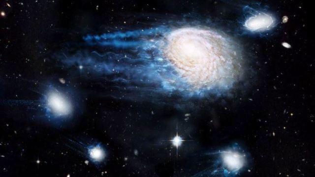 Qualcosa di misterioso sta uccidendo 11000 vicine galassie