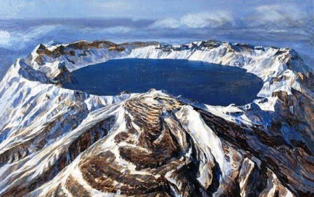 Pericolo catastrofe: il vulcano Monte Paektu potrebbe esplodere