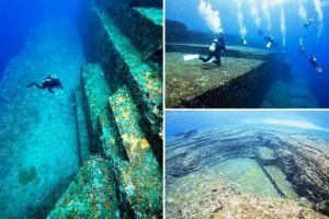 Strutture sottomarine di Yonaguni